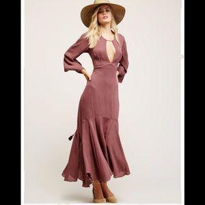 Margarita Flamingo Maxi Dress